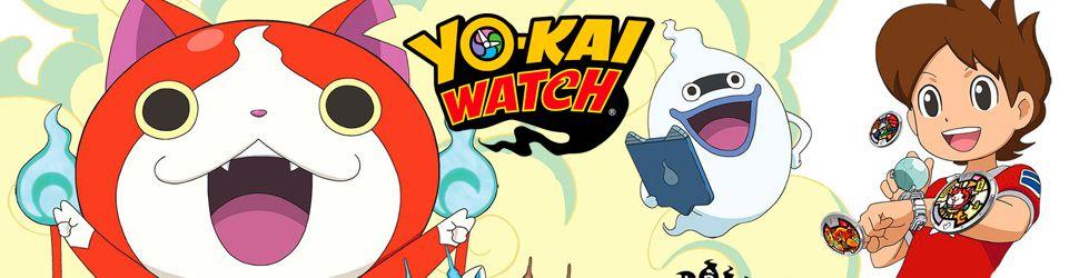 Yô-kai Watch - Manga