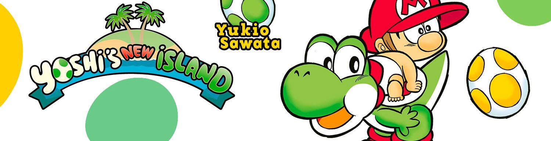 Yoshi's New Island - Manga