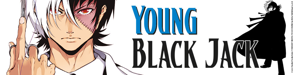 Young Black Jack - Manga