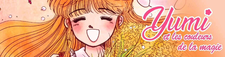 Yumi et les couleurs de la magie - Manga