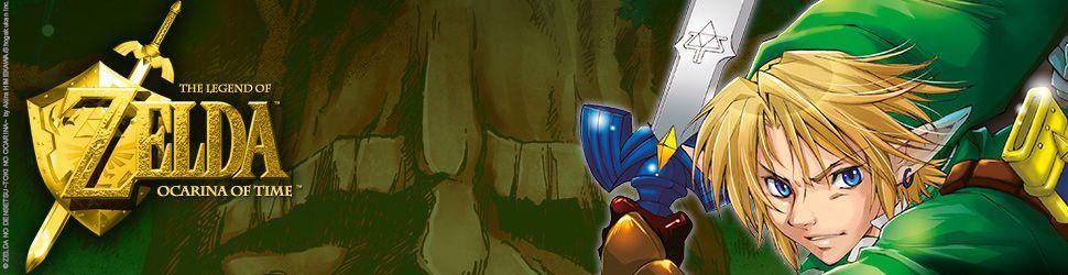 The Legend of Zelda - Ocarina of time - Manga