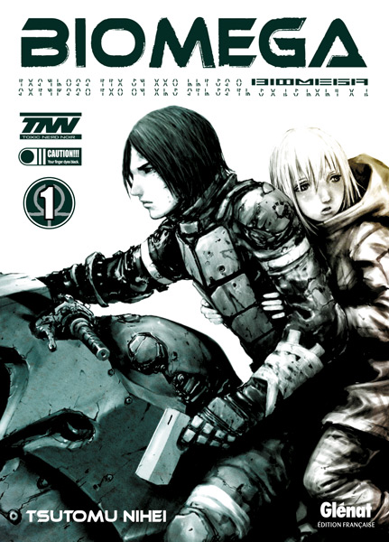 Aléa Manga Biomega-01