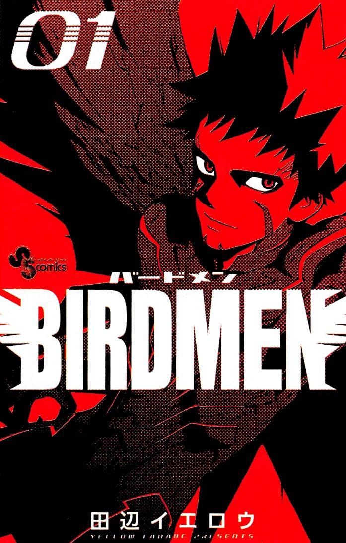 Birdmen Birdmen-01-shogakukan