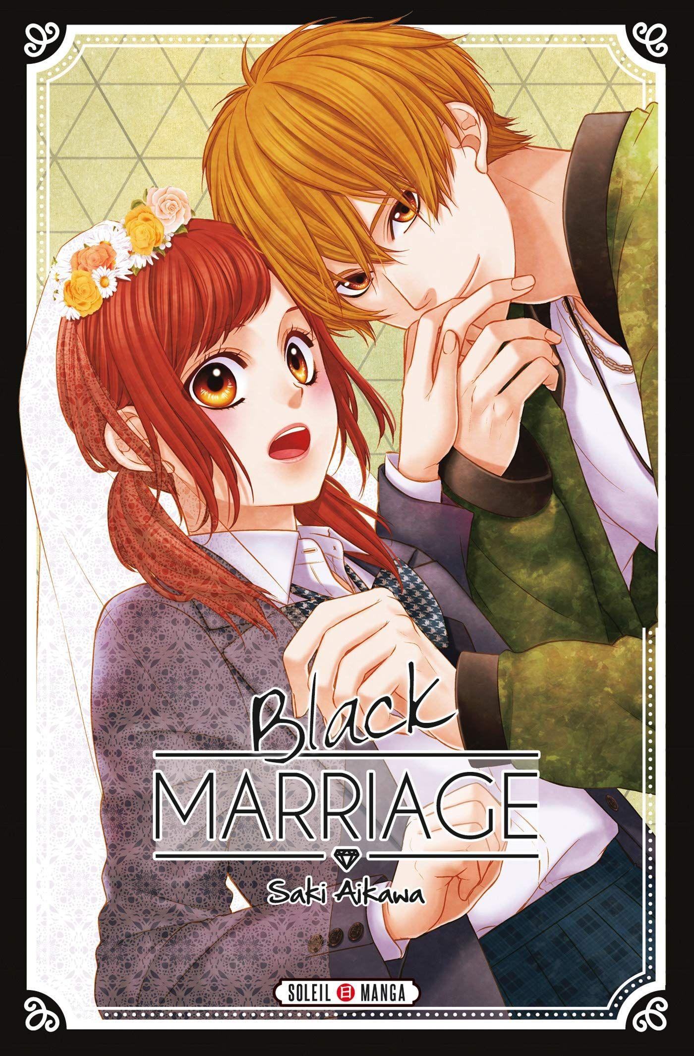 Manga - Black Marriage