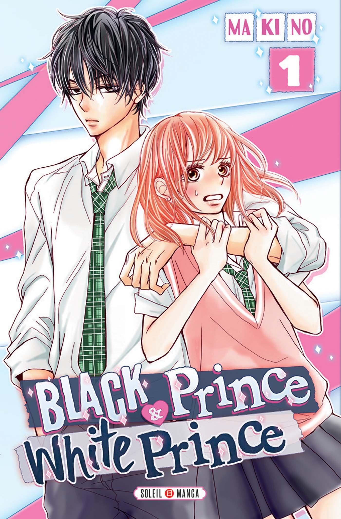 Manga black prince white prince