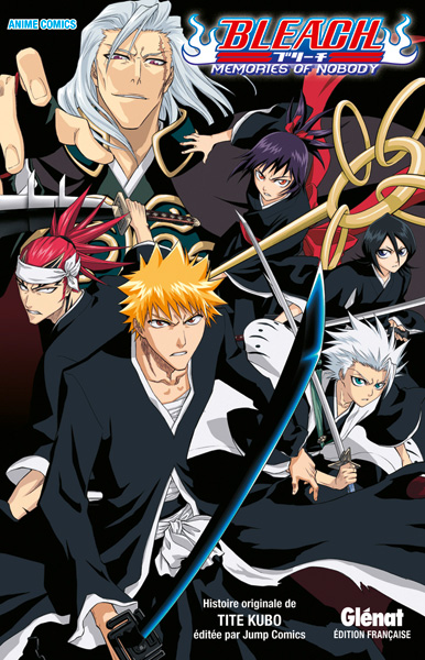 BLEACH © 2004 by Tite Kubo / SHUEISHA Inc, TV Tokyo, Dentsu, PIERROT © 2006 by BLEACH THE MOVIE PRODUCTION COMMITTEE