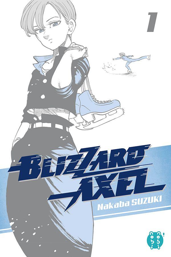 Manga - Blizzard Axel