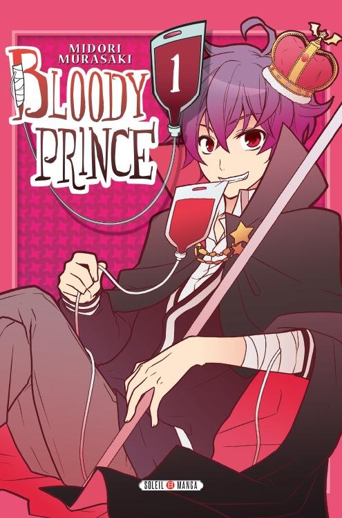 Manga - Bloody prince