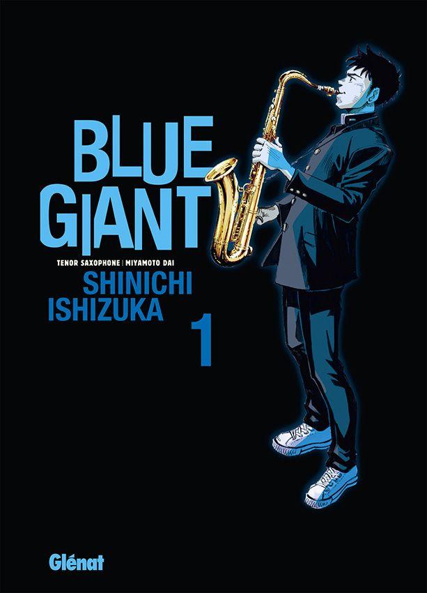 Manga - Blue Giant