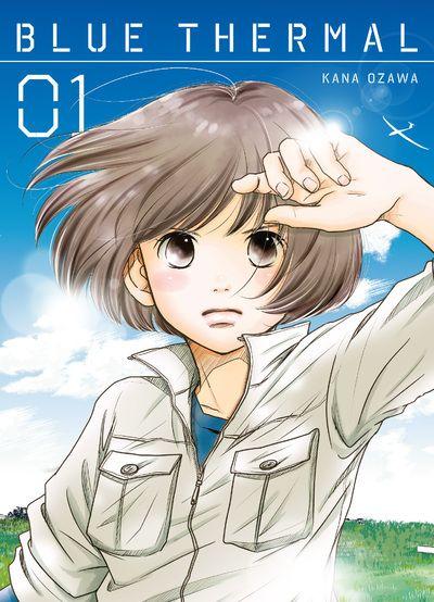 Manga - Blue Thermal