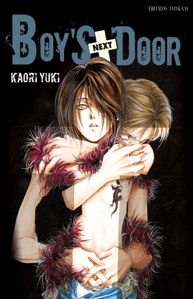 Manga - Boy's next door