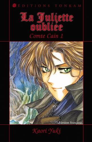 Manga - Comte Cain