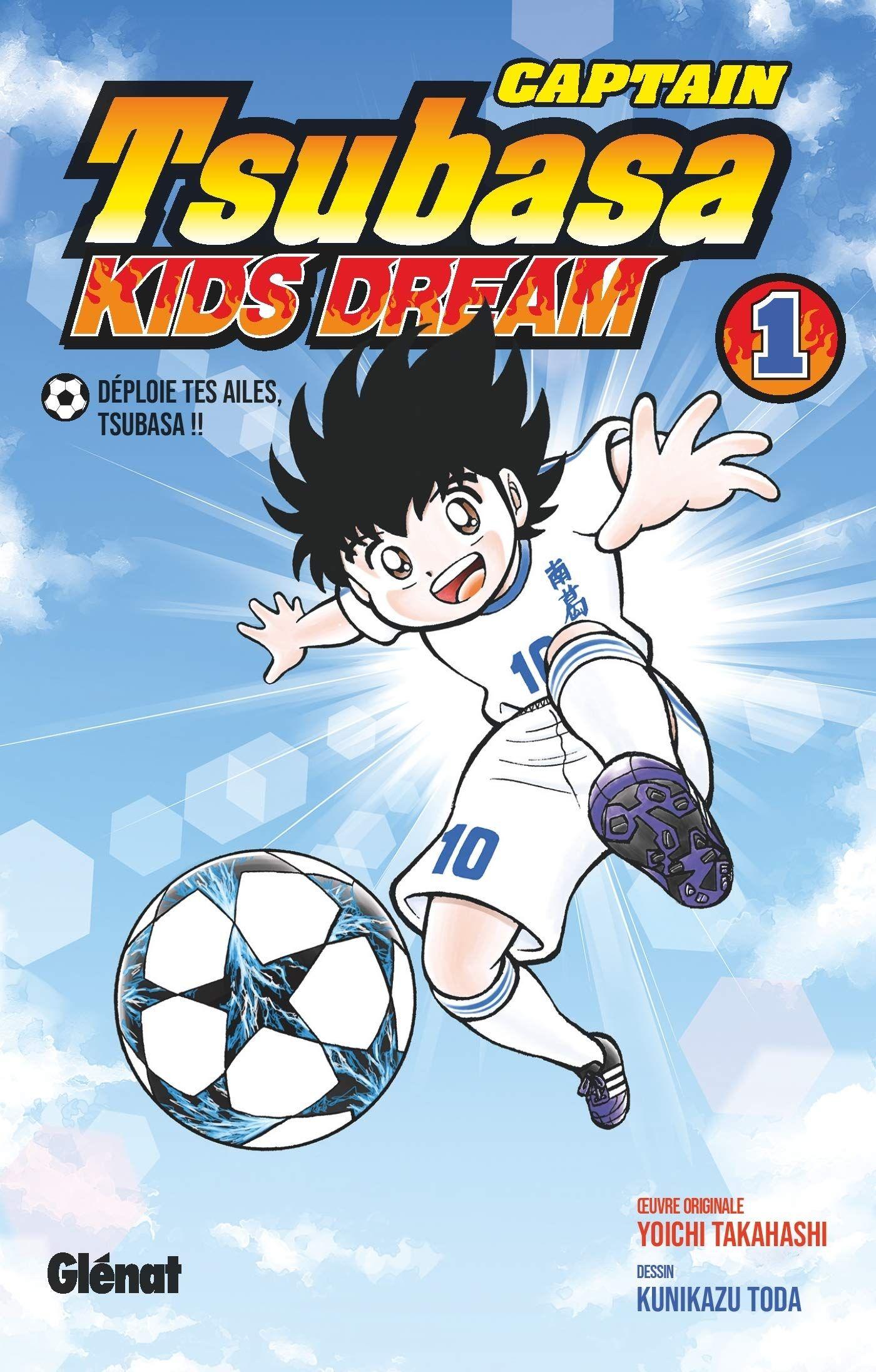Manga - Captain Tsubasa - Kids Dream