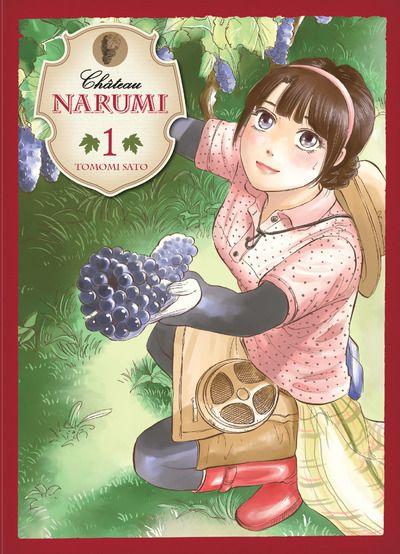 Manga - Château Narumi