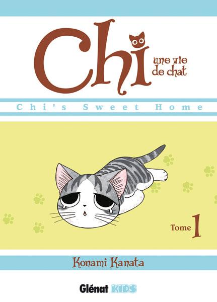 Chi une vie de chat manga s rie manga news - Dessin de chi ...
