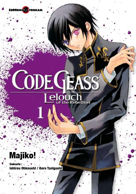 Code Geass - Lelouch of the Rebellion Code-geass-lelouch-of-the-rebellion-tonkam-1
