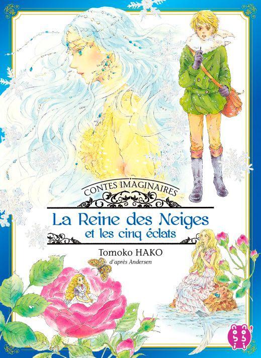 Manga - Contes Imaginaires