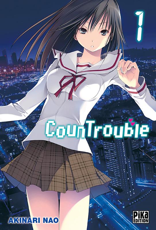 """Résultat de recherche d'images pour """"Countrouble manga"""""""