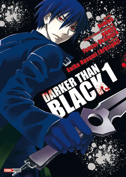 Resultado de imagem para Darker than black mangá volume 1