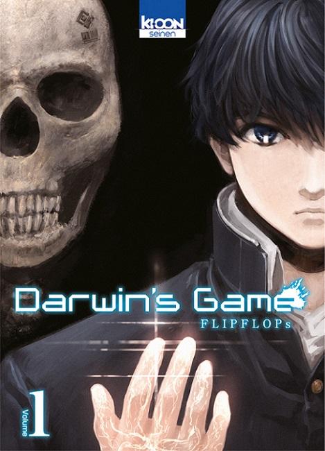"""Résultat de recherche d'images pour """"darwin's game"""""""