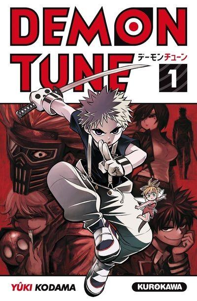 Manga - Demon Tune
