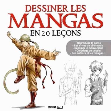 manga dessiner les mangas en 20 leons