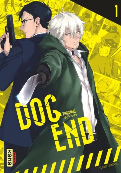Dog End - Manga série - Manga news