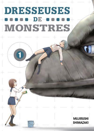 Manga - Dresseuses de monstres