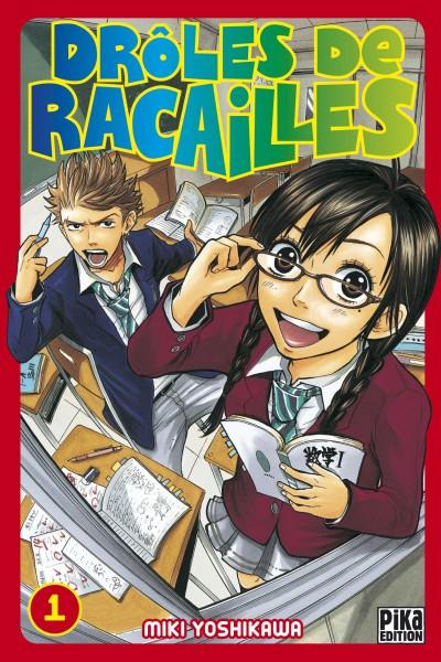 Droles De Racailles Manga Serie Manga News