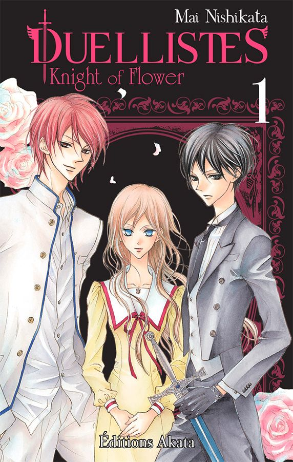 Manga - Duellistes - Knight of Flower