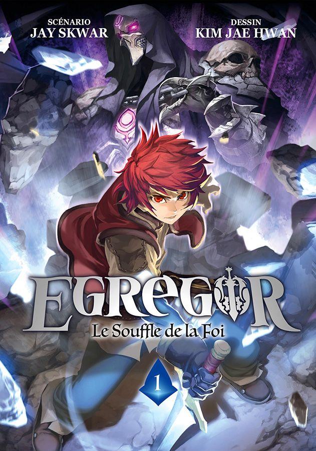 Manga - Egregor