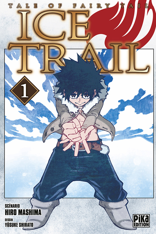 Tale Of Fairy Tail Ice Trail Manga Série Manga News