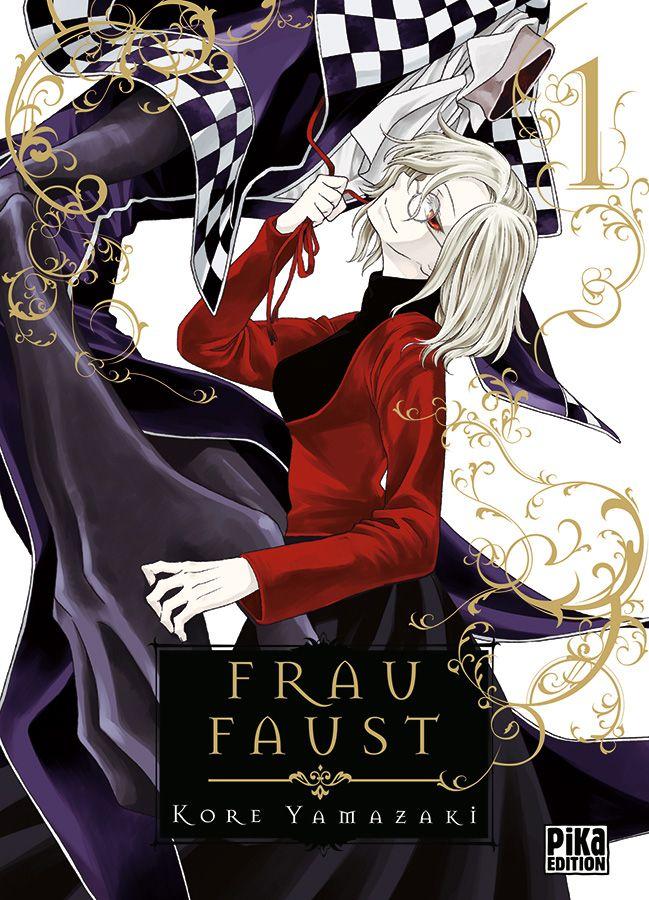 Manga - Frau Faust