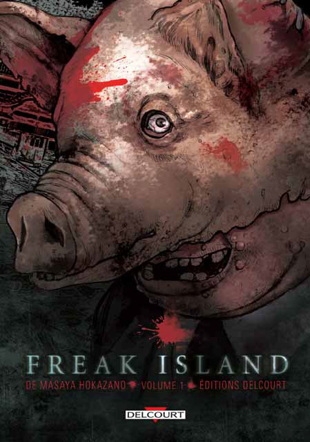 Manga - Freak Island
