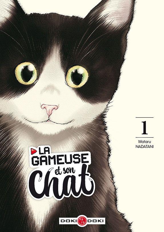Manga - Gameuse et son chat (la)