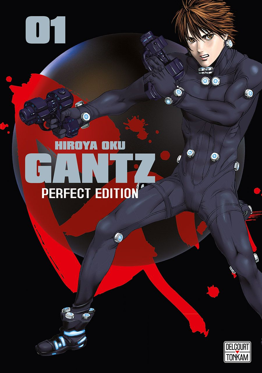Manga - Gantz - Perfect Edition