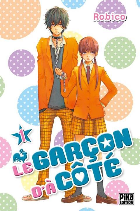Garcon D A Cote Le Manga Serie Manga News