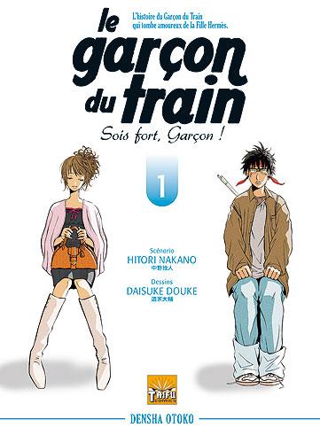 Densha Otoko [Manga] toute les differentes version. Garcon_train2_01
