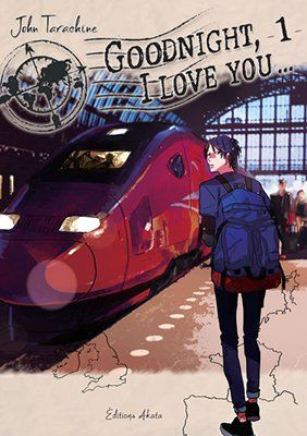 Manga - Goodnight i love you...