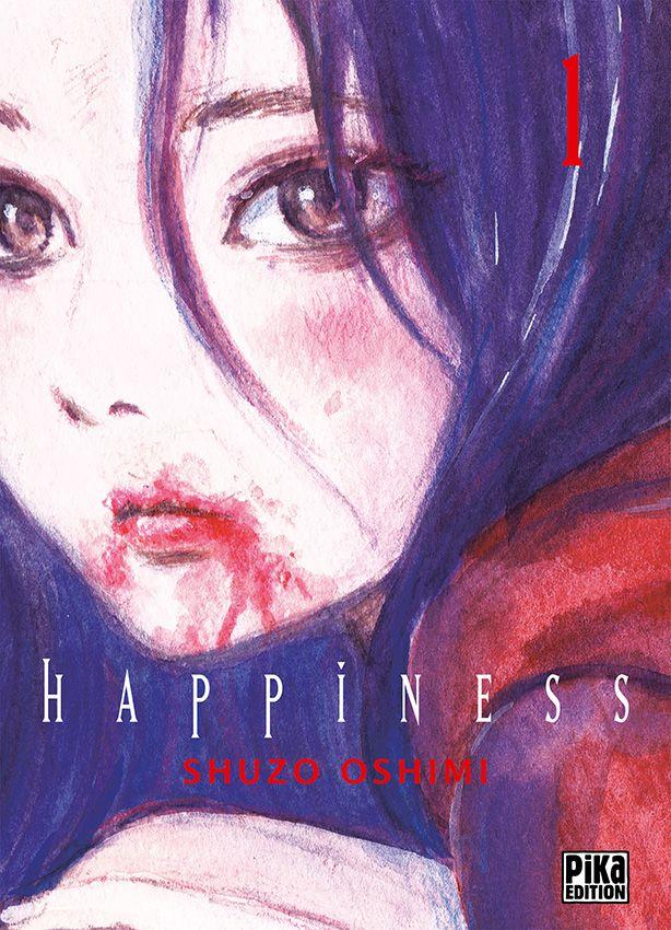 Vos couvertures de mangas préférées ? - Page 2 Happiness-1-pika
