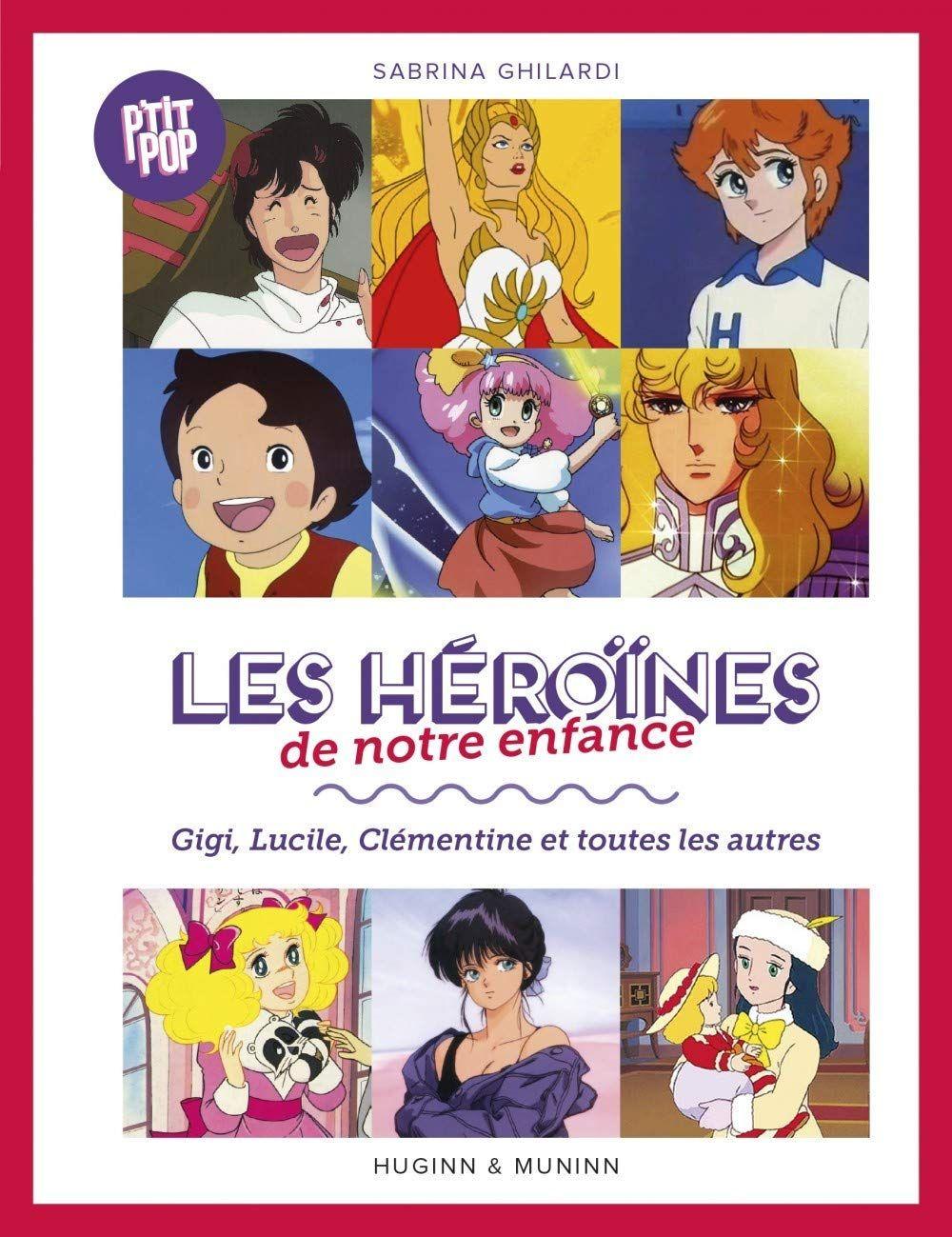 Les Héroïnes de notre enfance se dévoilent chez Huginn & Muninn Heroines-de-notre-enfance-huginn
