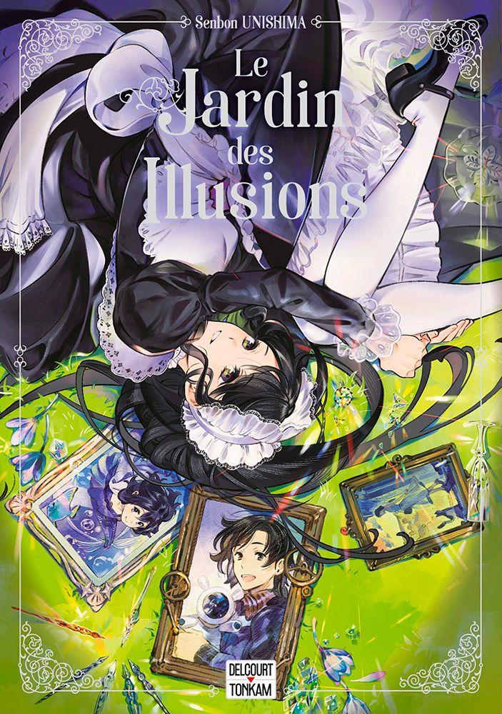 Manga - Jardin des illusions (le)