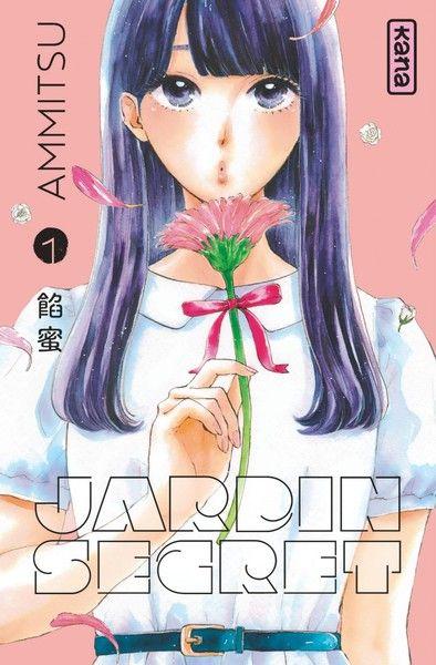 Manga - Jardin Secret