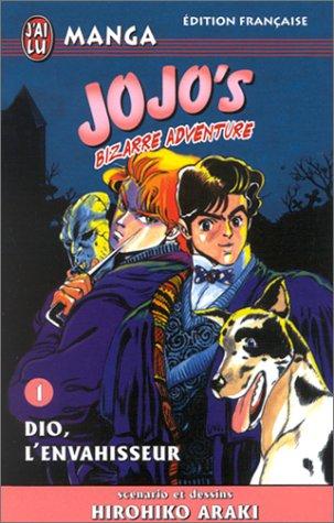 JoJo's Bizarre Adventure - Tome 1