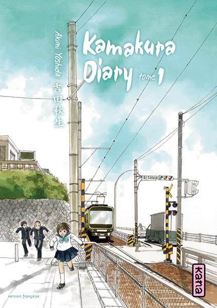Manga - Kamakura Diary