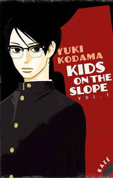 Manga - Kids on the slope