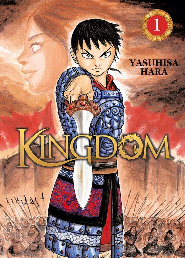 Manga - Kingdom