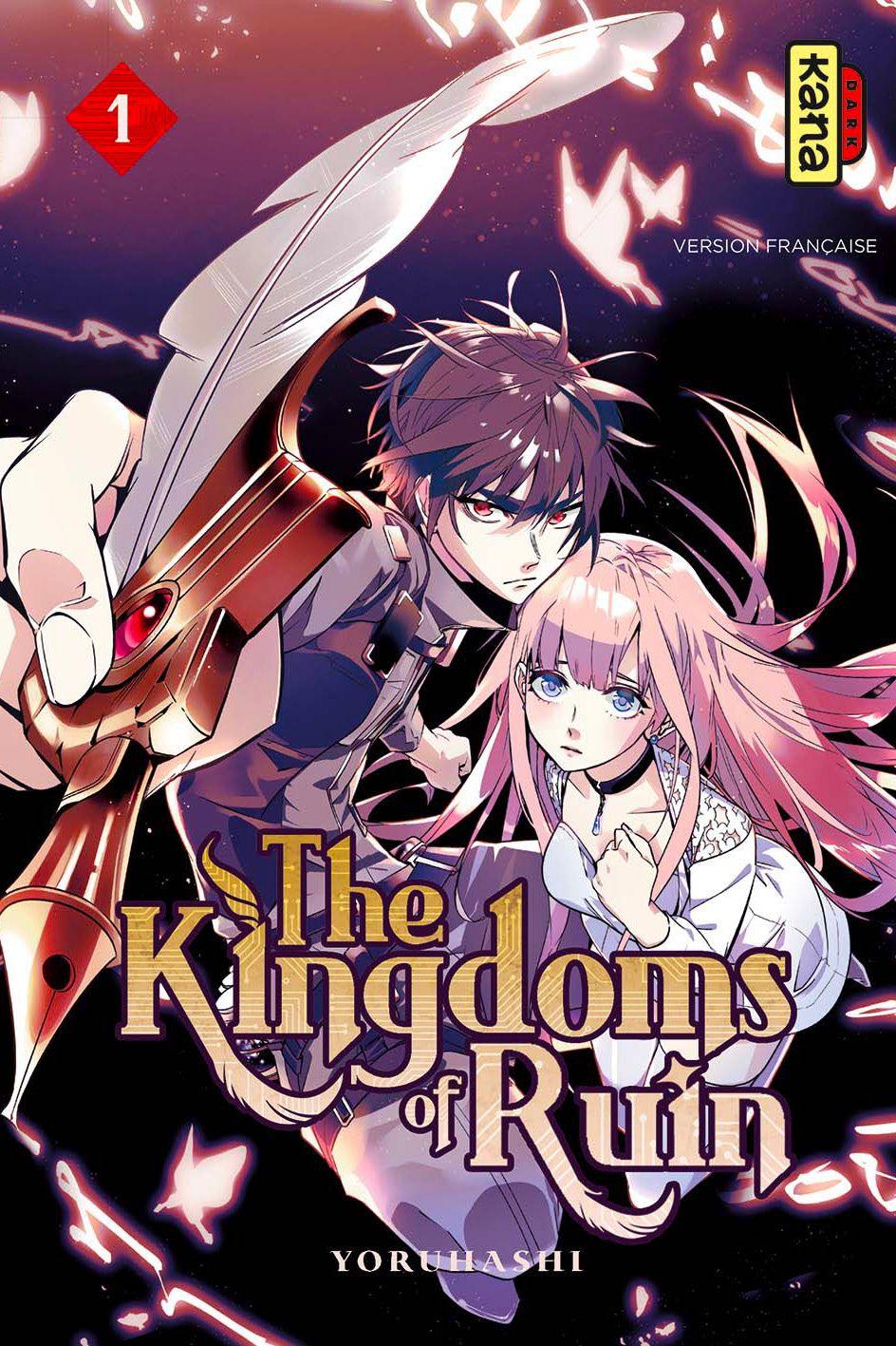 Manga - The Kingdoms of Ruin
