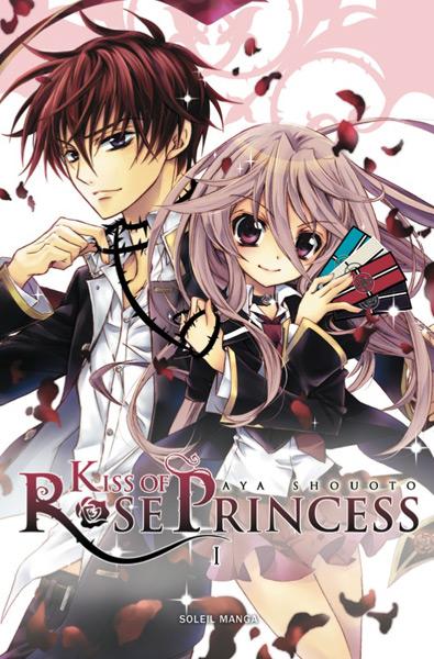 Kiss of Rose Princess - Manga série - Manga news