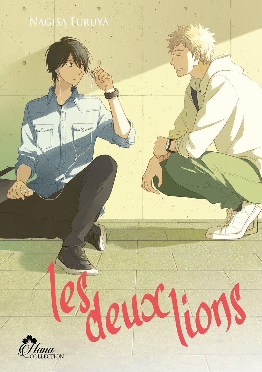 Deux lions (les) - Manga série - Manga news